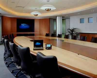 Commercial Services: Corporate Boardroom Technology